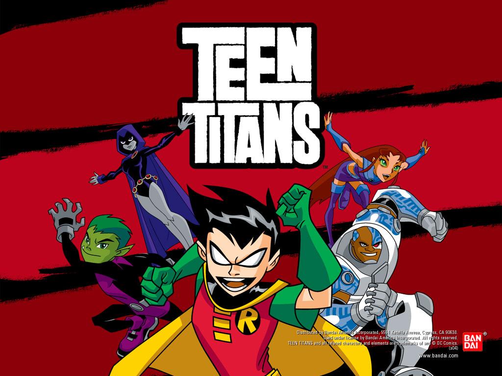 Os TEEN TITANS GO!