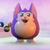 Tattletail purple