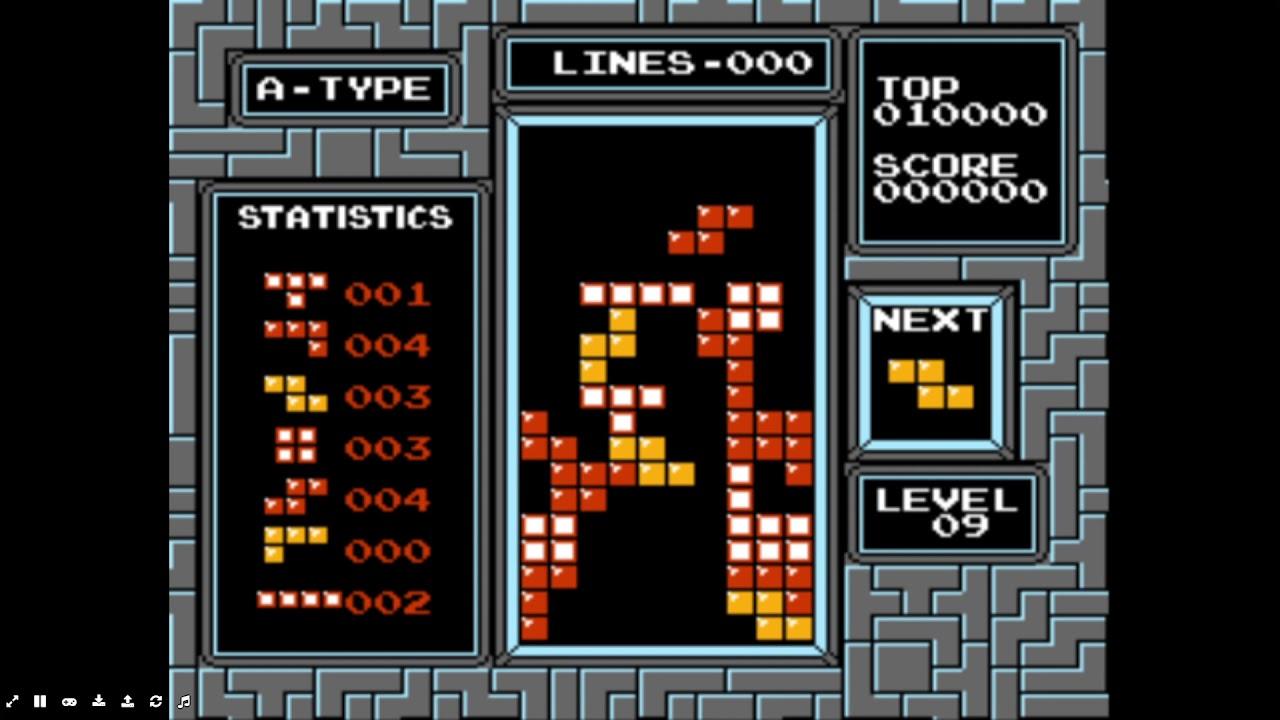 Tetris (Classic), NES