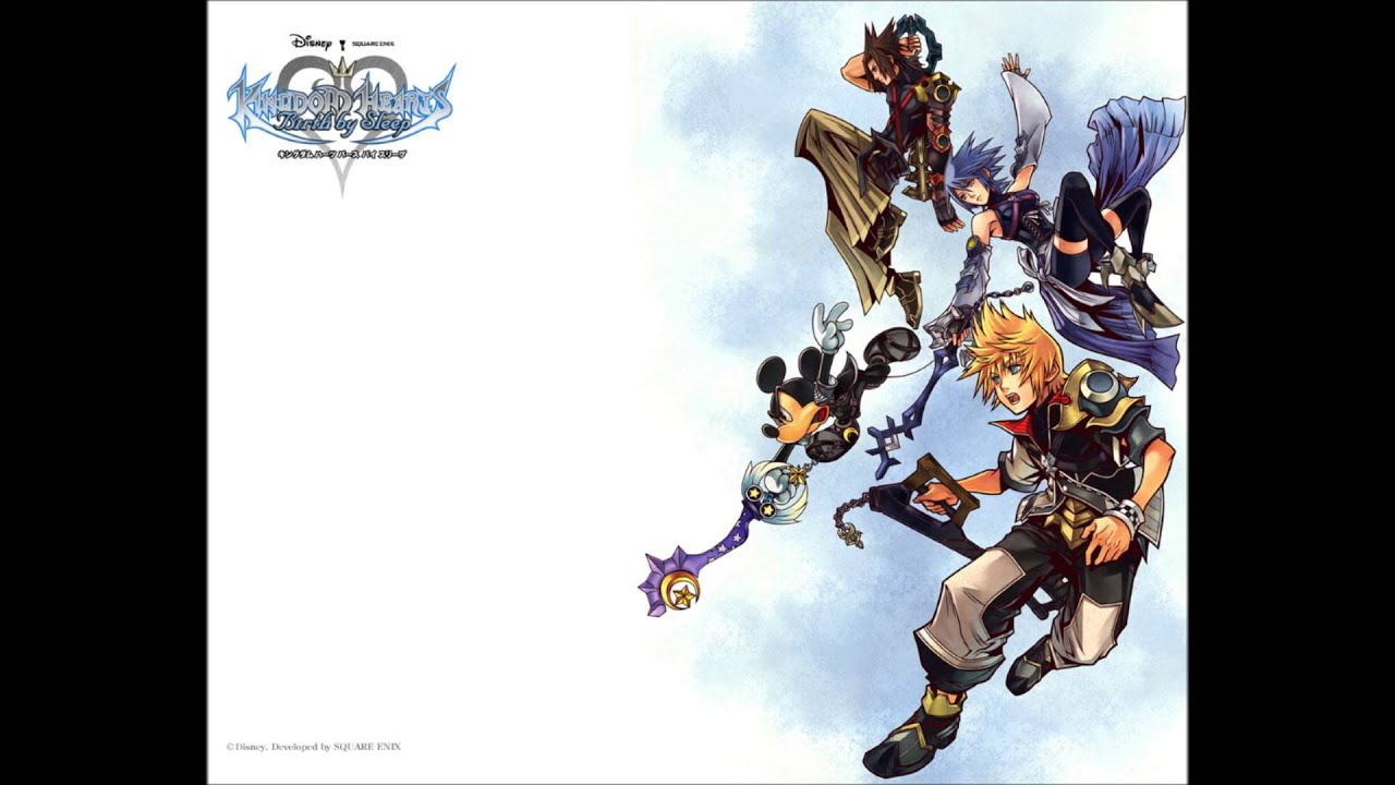 Kingdom Hearts Birth By Sleep OST - The Worlds