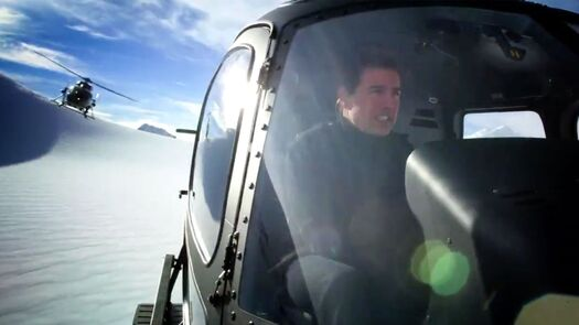'Mission: Impossible - Fallout' reveals Tom Cruise's death-defying aerial stunt