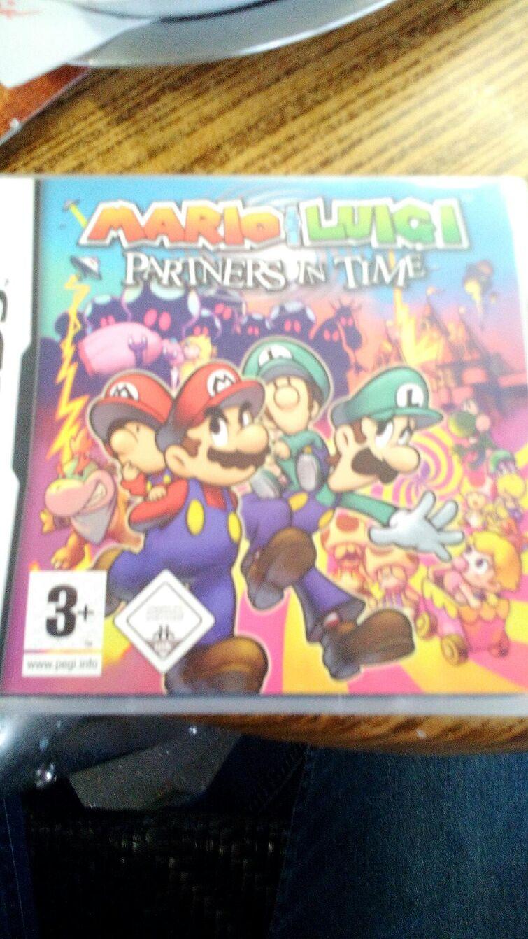 Mario und Luigi:Partners in Time
