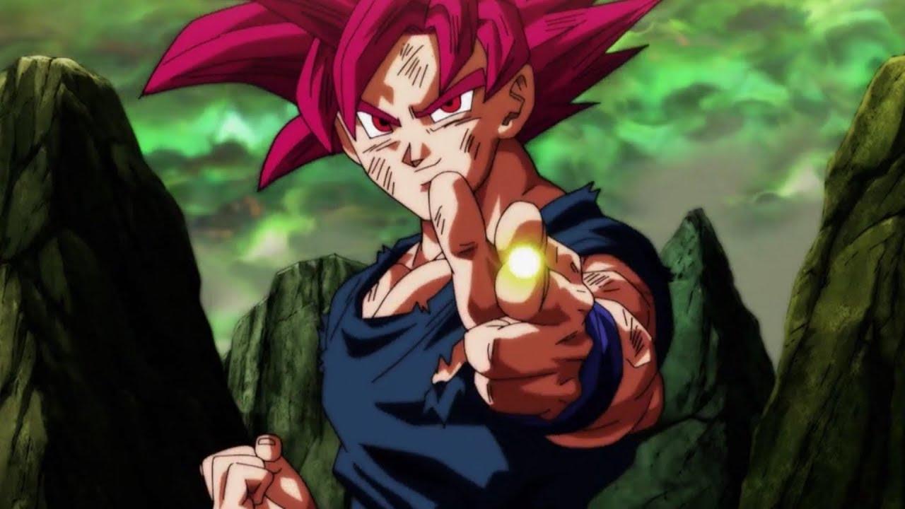 Goku SSJ GOD vs. Kale et Caulifla - Dragon Ball Super 114 VOSTFR