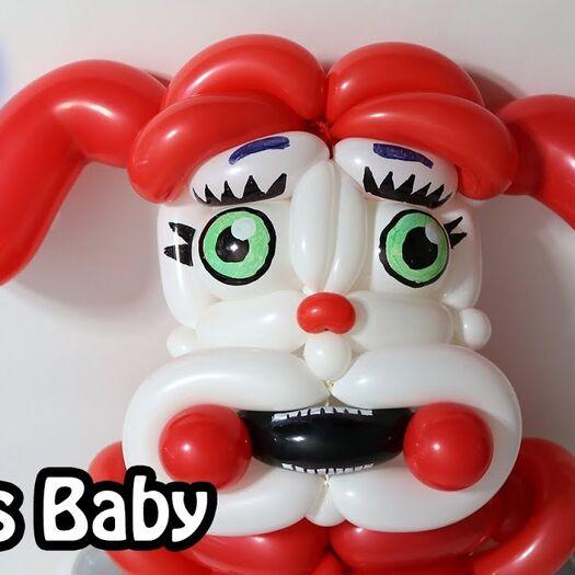 Circus Baby FNAF - Balloon ! Win ! Fail ! # 97