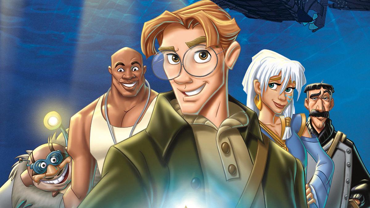 Forgotten Disney - Atlantis: The lost Empire | Fandom