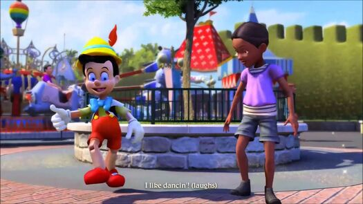 Disneyland Adventures - Pinocchio Quests (Xbox One)