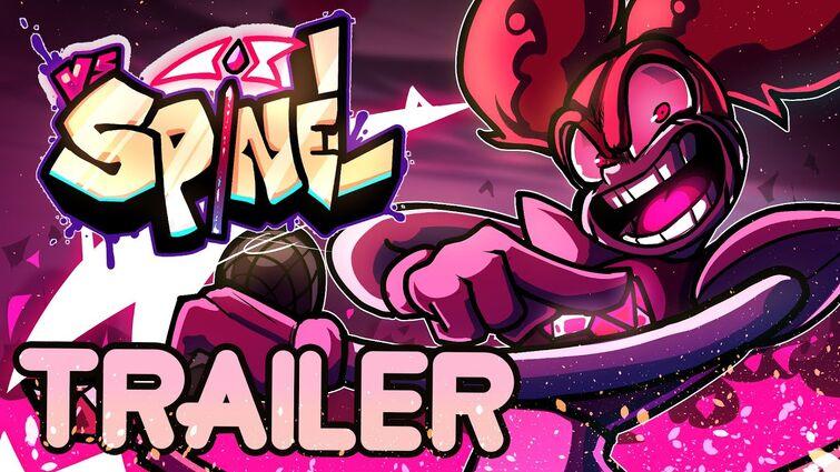 V.S. Spinel!   FnF Mod (Trailer)