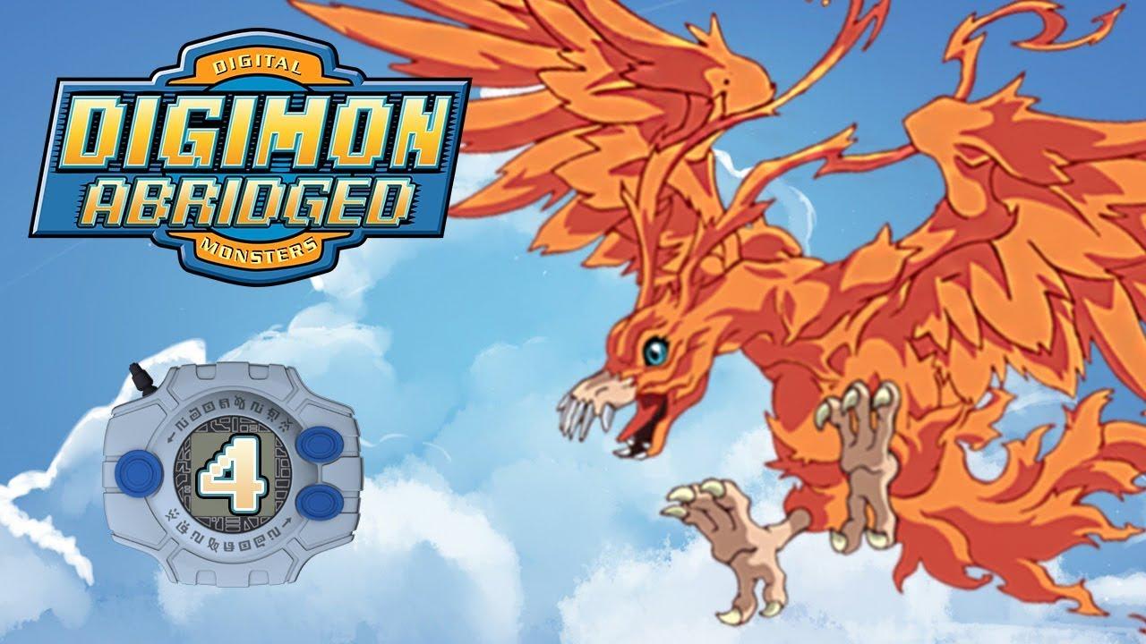 Digimon Abridged Episode 04: Bird Of Pray