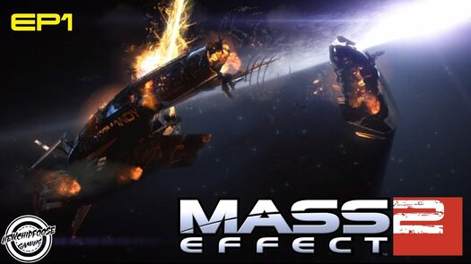 The Reapers Destoyed Us - Mass Effect 2 Part 1