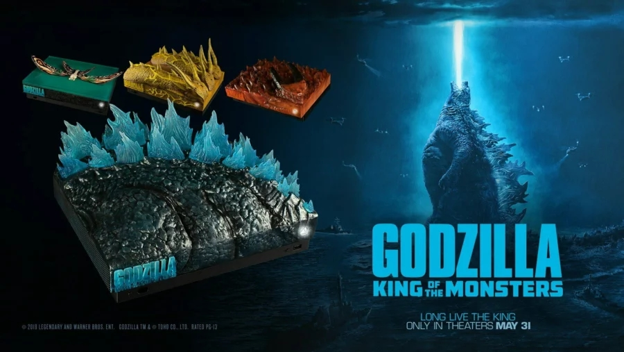 New toy Godzilla 2:king of the monsters