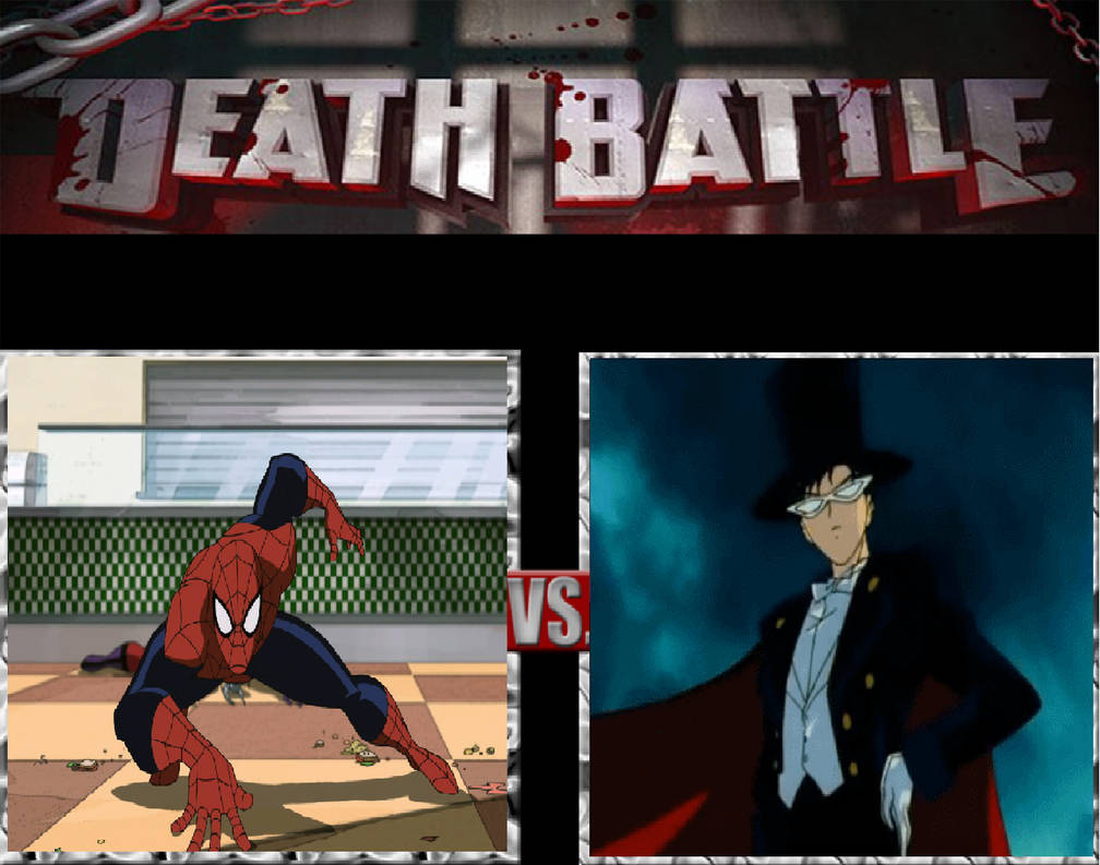 Who would win in a fight Tuxedo Mask or Spider-Man