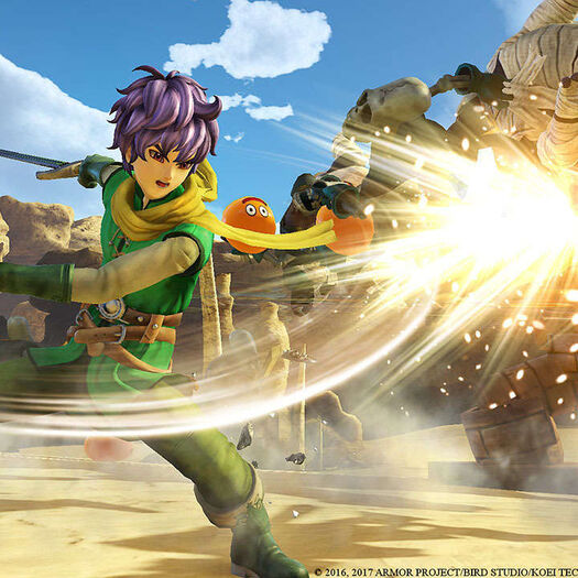 Play Dragon Quest Heroes 2 In A New PS4 Demo Out Today