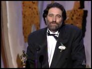 Forrest Gump Wins Adapted Screenplay- 1995 Oscars
