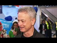 Watch as 'Forrest Gump' Actor Gary Sinise's Foundation Sends Over 1,000 Kids to Disney World! (Ex…