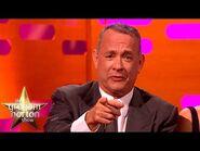 Tom Hanks Re-Enacts Iconic Forrest Gump Scene - The Graham Norton Show