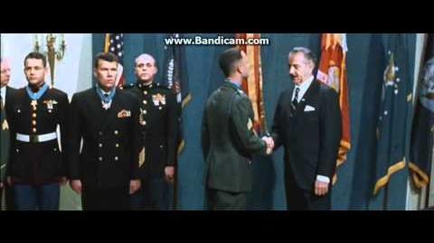 Forrest Gump 1994 - Cameo Role Lyndon B