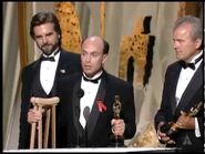 Forrest Gump Wins Visual Effects- 1995 Oscars
