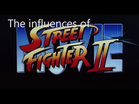 The influences of Street Fighter II: The Animated Movie on the Street Fighter Series