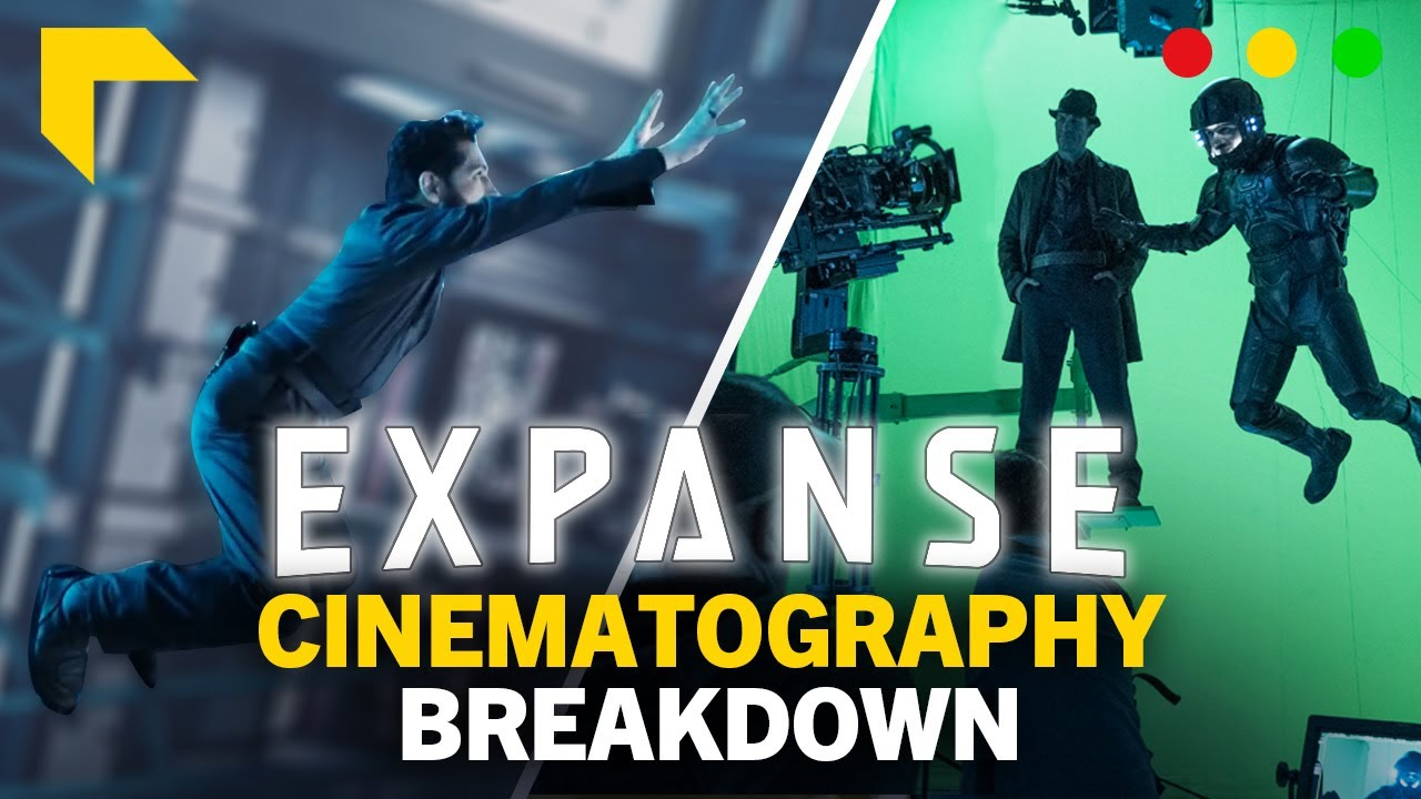 The Cinematography of The Expanse | Camera & Lighting Breakdown