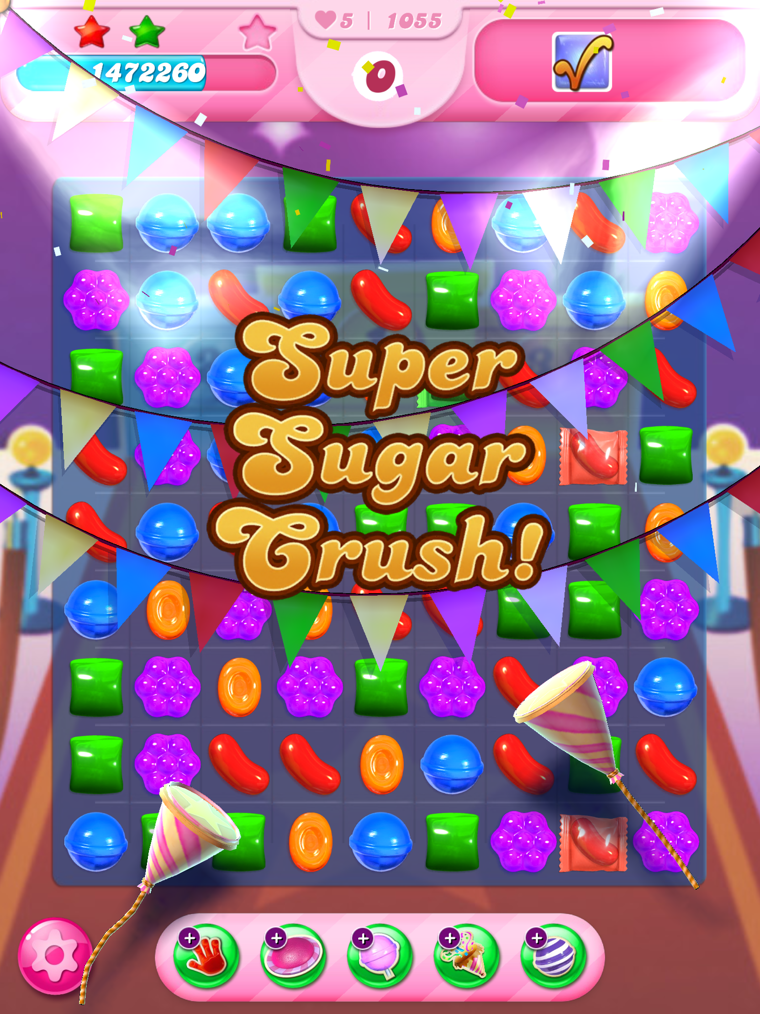 Super sugar crush!
