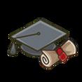 Anni Icon Graduate