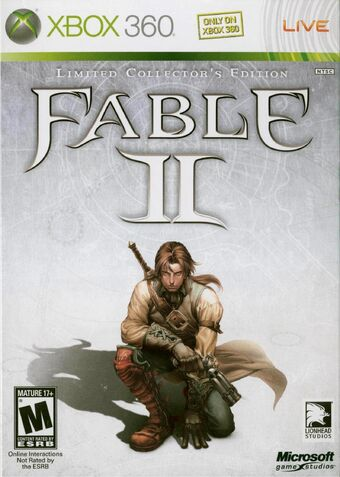 fable 2 game controls