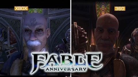 Fable Anniversary - Graphics Comparison