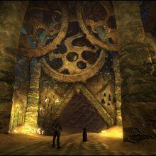Sandfall Palace Entrance Concept Art.jpg