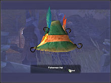 Шляпа Рыболова