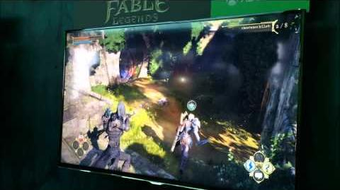 Fable Legends Gameplay Footage E3 2014