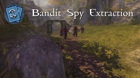 Bandit Spy Extraction