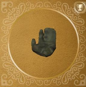 Рука нежити (трофей)