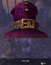Сутенерская шляпа