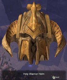 Шлем воина Света