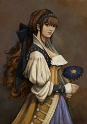 Elise's portrait