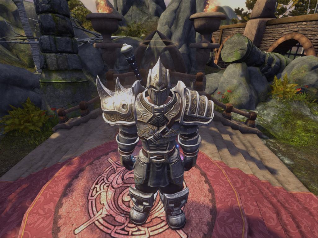 Боевая броня Архонта