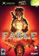 Fable - NTSC-U Xbox (Front)