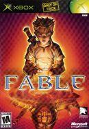 Fable NTSC-U Box Art