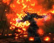 Hero on Archon's Folly