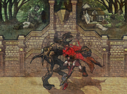 Chamber of Fate Fresco - Mother Story