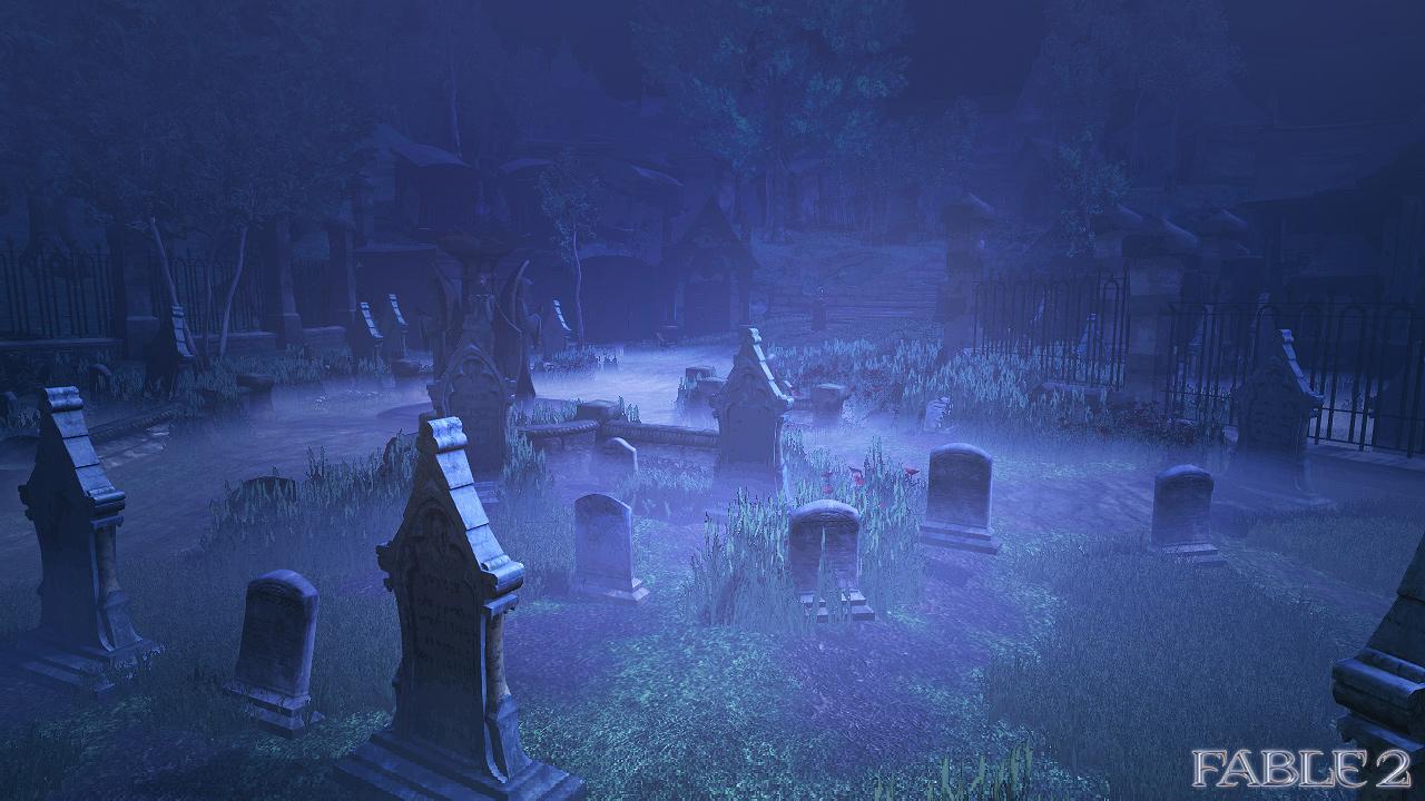 Bowerstone Cemetery