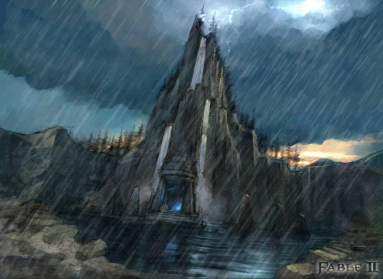 Storm Shrine