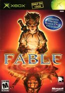 Fable Limited Edition DVD Variant NTSC-U