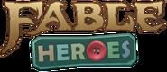 Fable heroes logo final