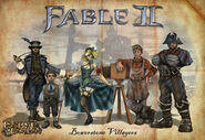 Fable 2 people bowerstone