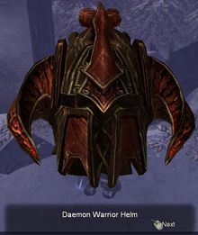 Шлем воина Тьмы