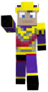 FH Hero King Minecraft
