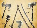 Weapons (Fable II)