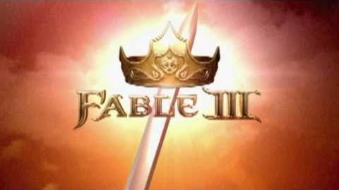 Trailer Fable 3 Русская озвучка