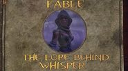 Fable The Lore Behind Whisper